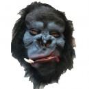 Toptan Sivri Dişli Korkunç Goril Maskesi