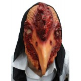 Toptan Latex Horoz Figürlü Maske
