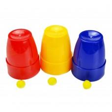 Toptan Üç Top Üç Kupa (Küçük)