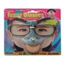 Toptan Kaşları Dili Oynayan Gözlük