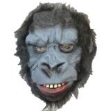 Toptan Saçlı Korkunç Goril Maskesi