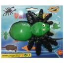 Toptan Renkli Jel Örümcekler