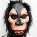 Toptan Saçlı Maymun Maskesi Latex