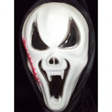 Toptan Yüzü Yaralı Korku Maskesi