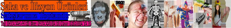 Toptan Şaka Oyunları İlizyon ve sihirbazlık Malzemeleri